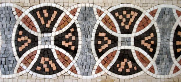 Mosaik Bordre