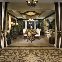 Luxury Custom Designed Handmade Marble Mosaic Project