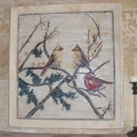 Marble Mosaic Art Tile