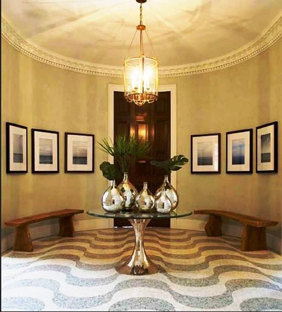 Marble Mosaic Hall