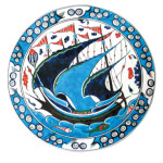 Round Plate RP3303