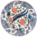 Round Plate RP3306