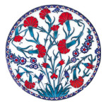 Round Plate RP3309