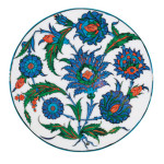 Round Plate RP3313