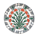 Round Plate RP3316