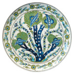 Round Plate RP3323