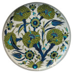 Round Plate RP3328
