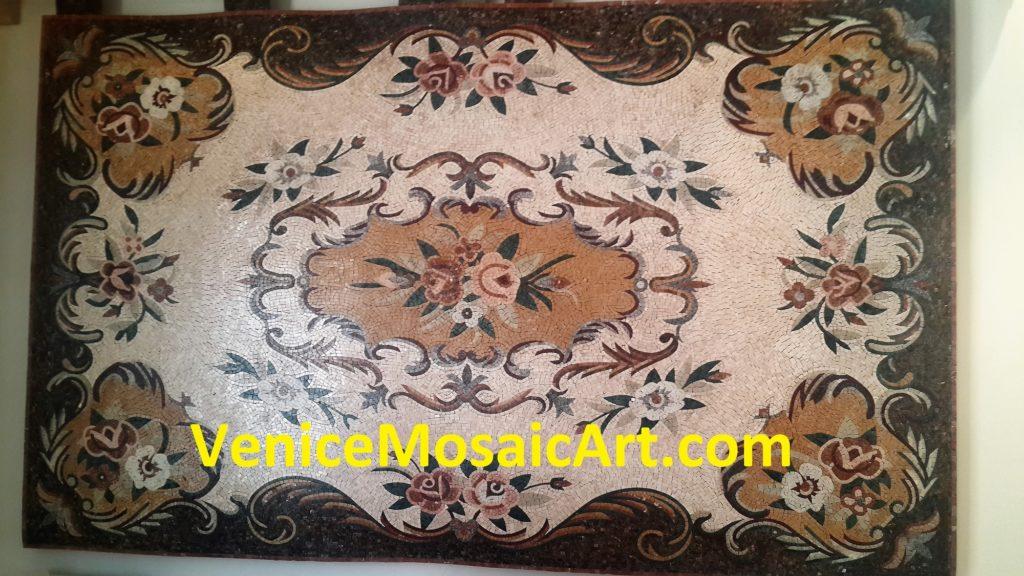 Marble Mosaic Rug
