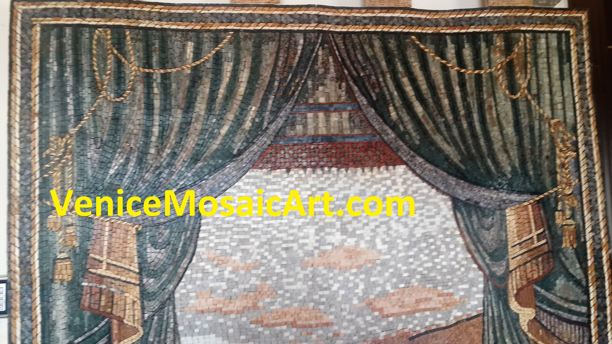 custom marble mosaic & tile art factory - venice mosaic art